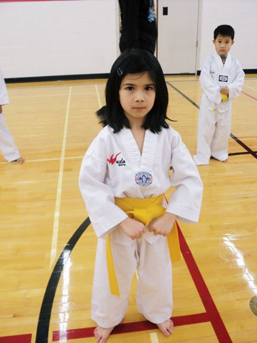 Tae Kwon Do After School Course