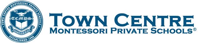 Town Centre Montessori Private Schools Logo