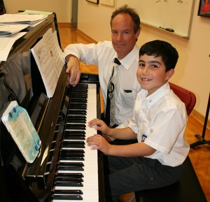Photo of TCMPS Elementary School after school Piano and Music Theory Lessons