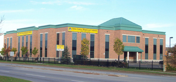Photo of TCMPS Amarillo Campus at 76 Amarillo Avenue in Markham Ontario