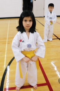 Photo of TCMPS after school Martial arts program student