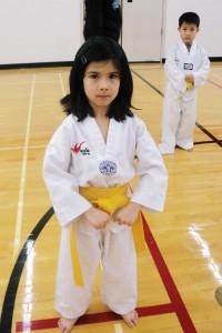 Photo of TCMPS after school Martial arts program student