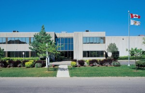 Photo of TCMPS Main Campus at 155 Clayton Drive in Markham Ontario