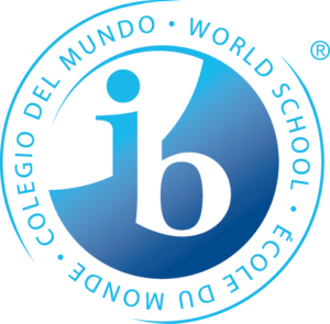 logo to International Baccalaureate World School