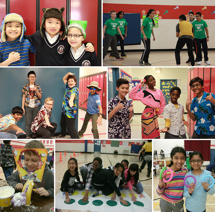 Students Faculty Kick Off Stem Research Week: Town Centre Private School Markham
