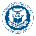 tcps crest blue png