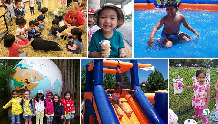 preschool camp update
