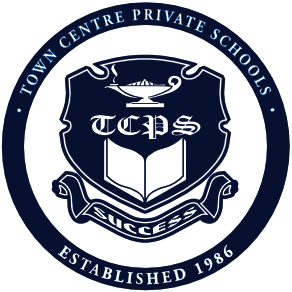 Town Centre Private Schools Crest