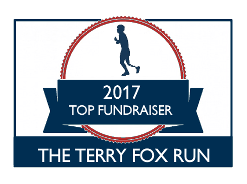 Terry Fox Run Logo