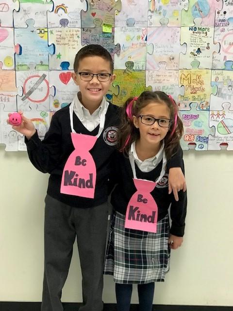 Clough Kids - Be Kind