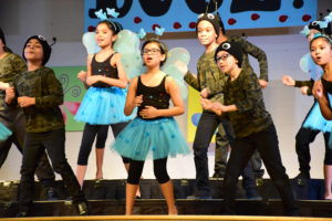 photo from Elementary spring concert