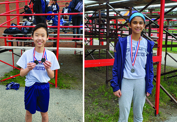 TrackField-Medals