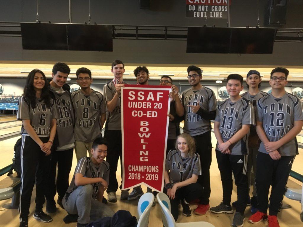 bowling champions