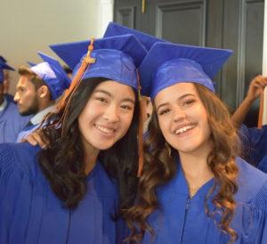 2 TCPS grade 12 grad students