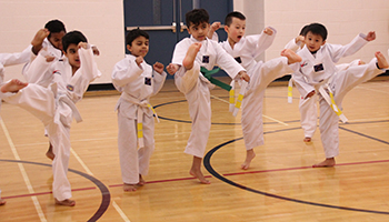 After School Course Tae Kwon Do