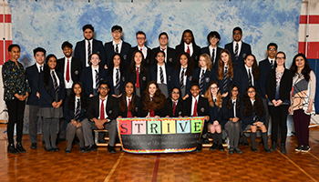 High School STRIVE Club