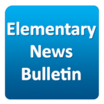 graphic image for Elementary New Bulletin
