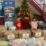 TCPS Toy & Food Drive donations